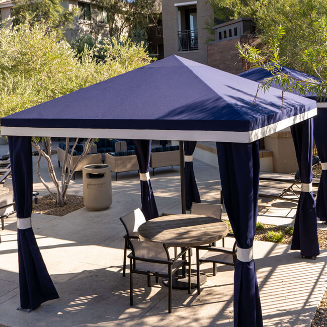 Custom Cabanas of Las Vegas, Nevada