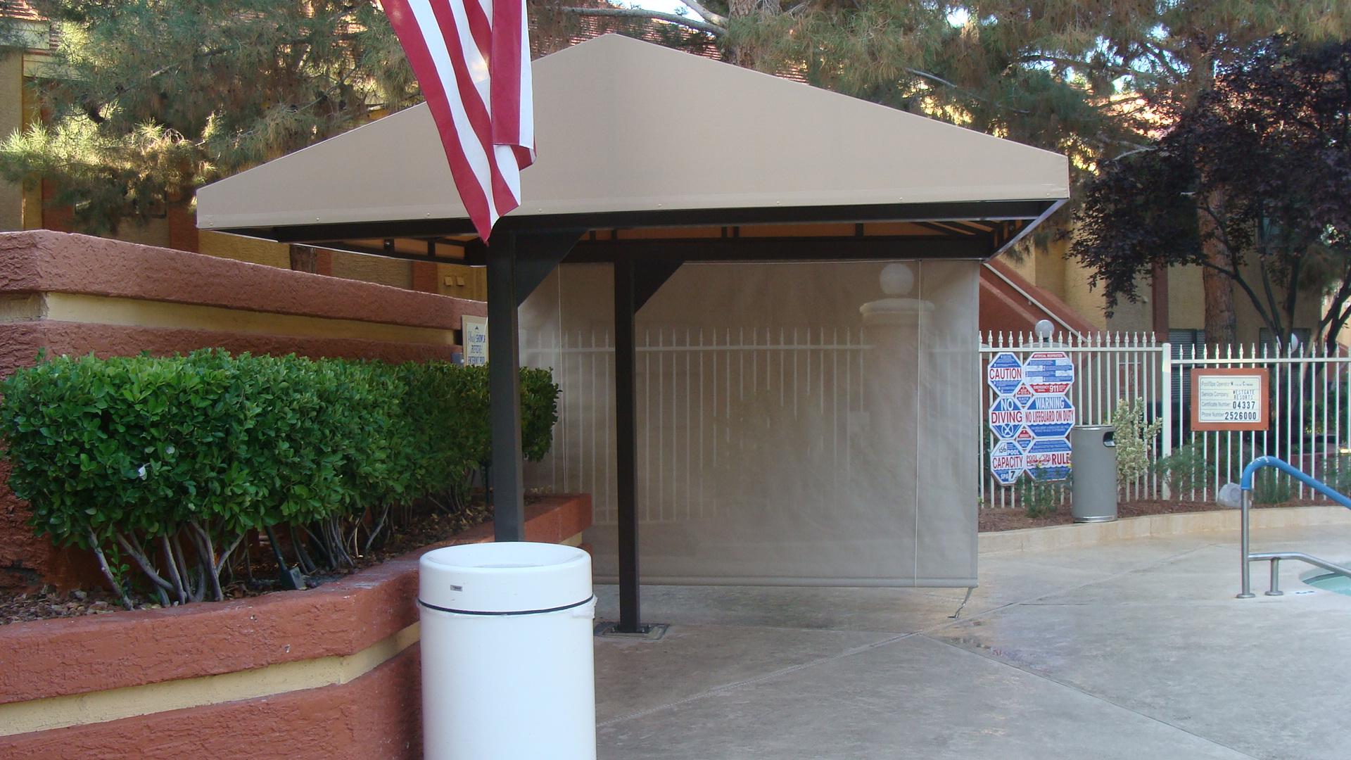 Shade Structures Metro Awnings Las Vegas